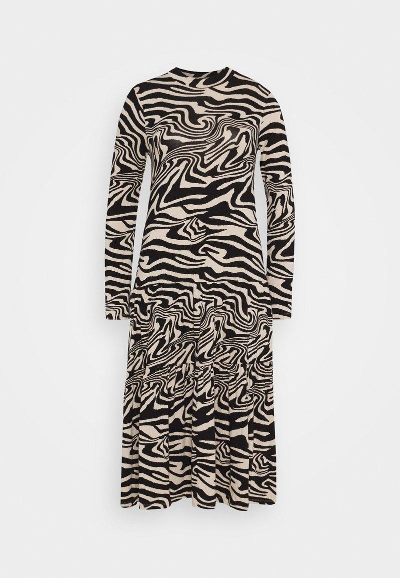Lindex - DRESS ISA - Jersey dress - black