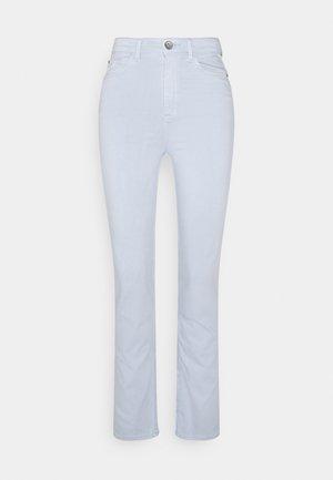 SOPHIA STRAIGHT - Straight leg jeans - light blue
