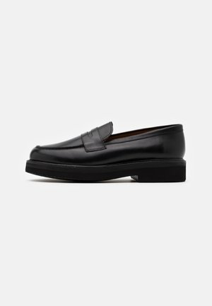 PETER - Mocassins - black
