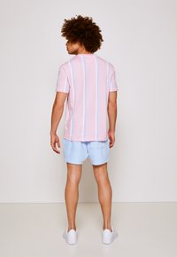 Tommy Jeans - Printtipaita - romantic pink - 2