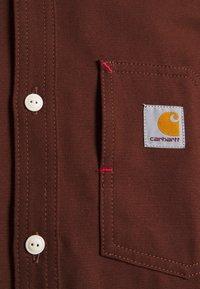 Carhartt WIP - TONY UTAH - Vapaa-ajan kauluspaita - offroad rigid - 7