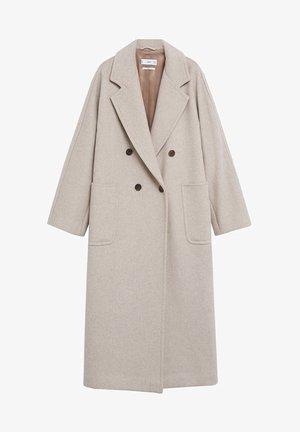 SOHO - Classic coat - béžová