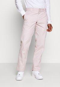 Dickies - SLIM STRAIGHT WORK PANT - Chino kalhoty - violet - 0