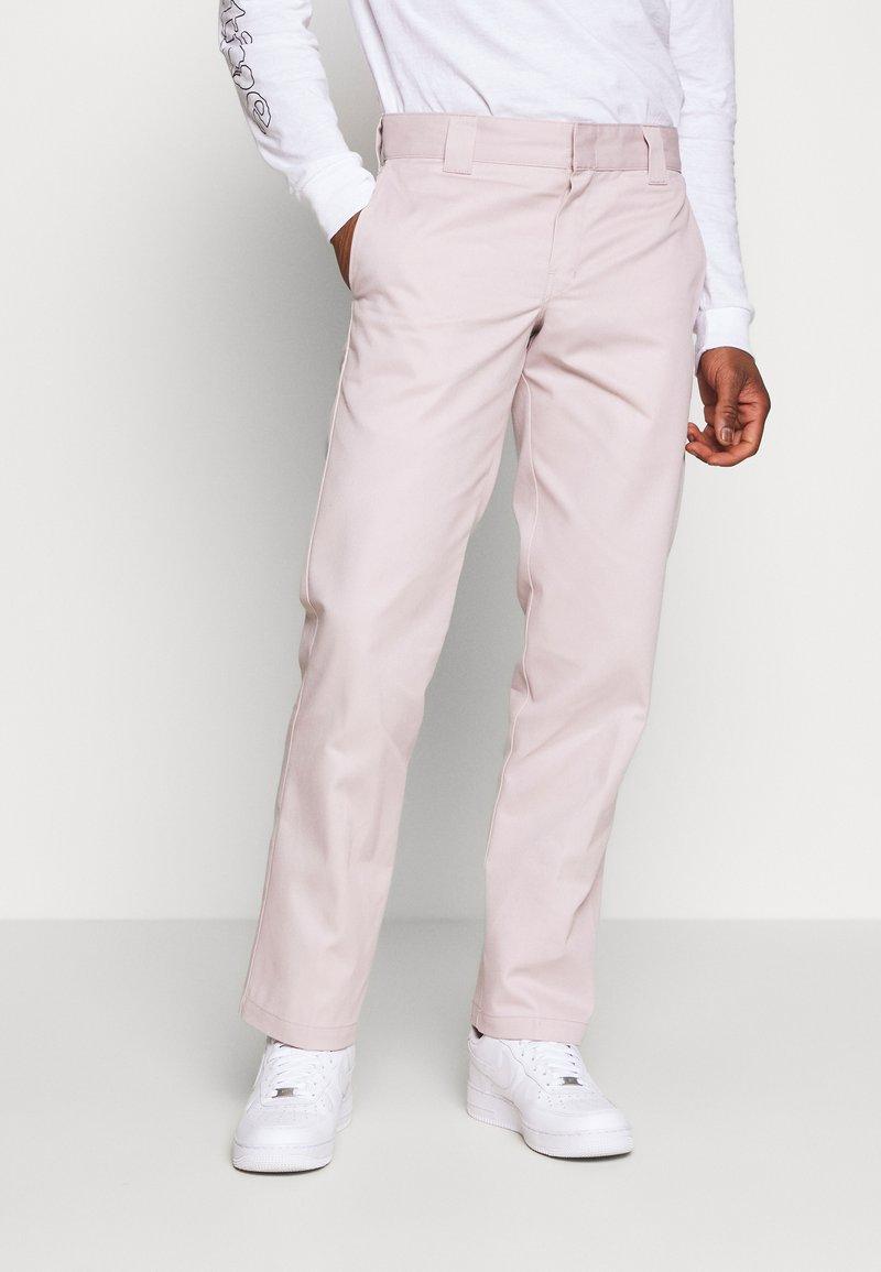 Dickies - SLIM STRAIGHT WORK PANT - Chino kalhoty - violet