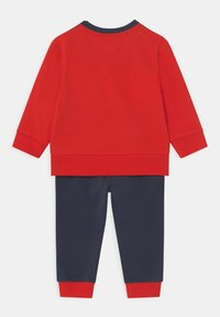 Tommy Hilfiger - BABY COLORBLOCK  - Tracksuit - twilight navy - 1