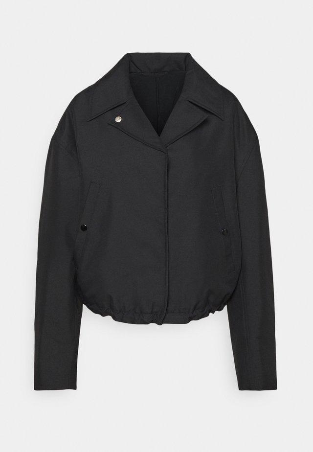 MARFA  - Lehká bunda - black