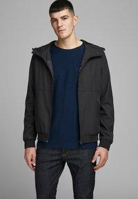 Jack & Jones - Summer jacket - black - 0