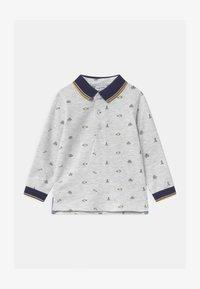 OVS - Polo shirt - grey melange - 0