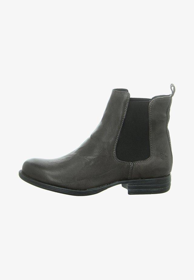 JESSY - Classic ankle boots - dark grey