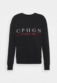 JORCPHGN CREW NECK - Sweatshirt - black