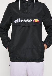 Ellesse - MONTEZ - Windbreaker - black - 3