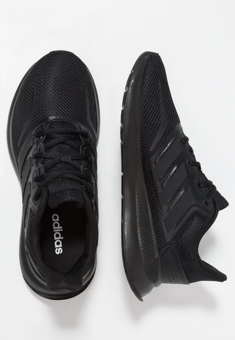 adidas Performance - RUNFALCON - Hardloopschoenen neutraal - core black