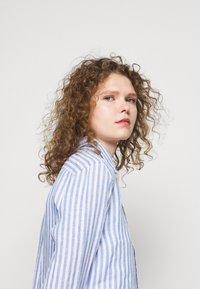 Polo Ralph Lauren - STRIPE LONG SLEEVE - Button-down blouse - white - 5