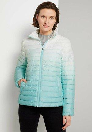 Light jacket - light pool blue