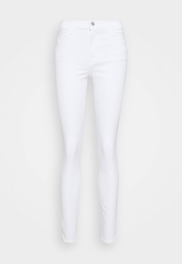 MARIA  - Jeansy Skinny Fit - blanc
