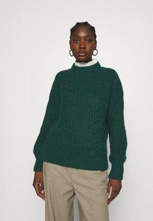 MOLLIEY - Trui - dark green