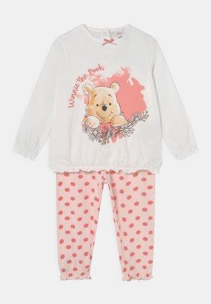 LONG GIRL WINNIE - Pijama - veiled rose