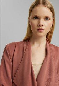 edc by Esprit - Short coat - coral - 3