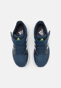adidas Performance - RUNFALCON 2.0 UNISEX - Hardloopschoenen neutraal - crew navy/footwear white/legend ink - 3