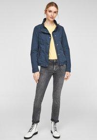 Q/S designed by - Light jacket - dark blue - 1