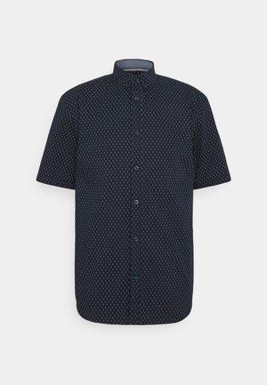 Camicia - navy white/blue