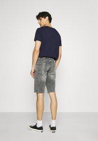 s.Oliver - Denim shorts - grey - 2