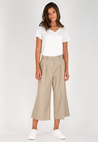 one more story - Trousers - schwarz-multicolor - 1