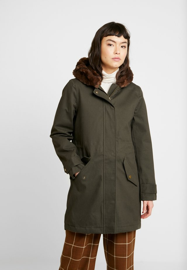 PIPER - Parka - heritage green