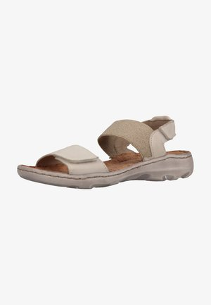 Sandały trekkingowe - offwhite-kombi 011