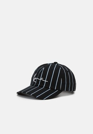 SIGNATURE PINSTRIPE UNISEX - Pet - black