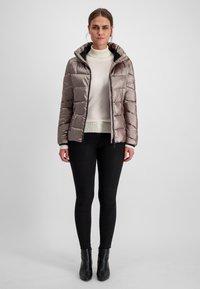 Milestone - Winter jacket - dunkelbraun - 1