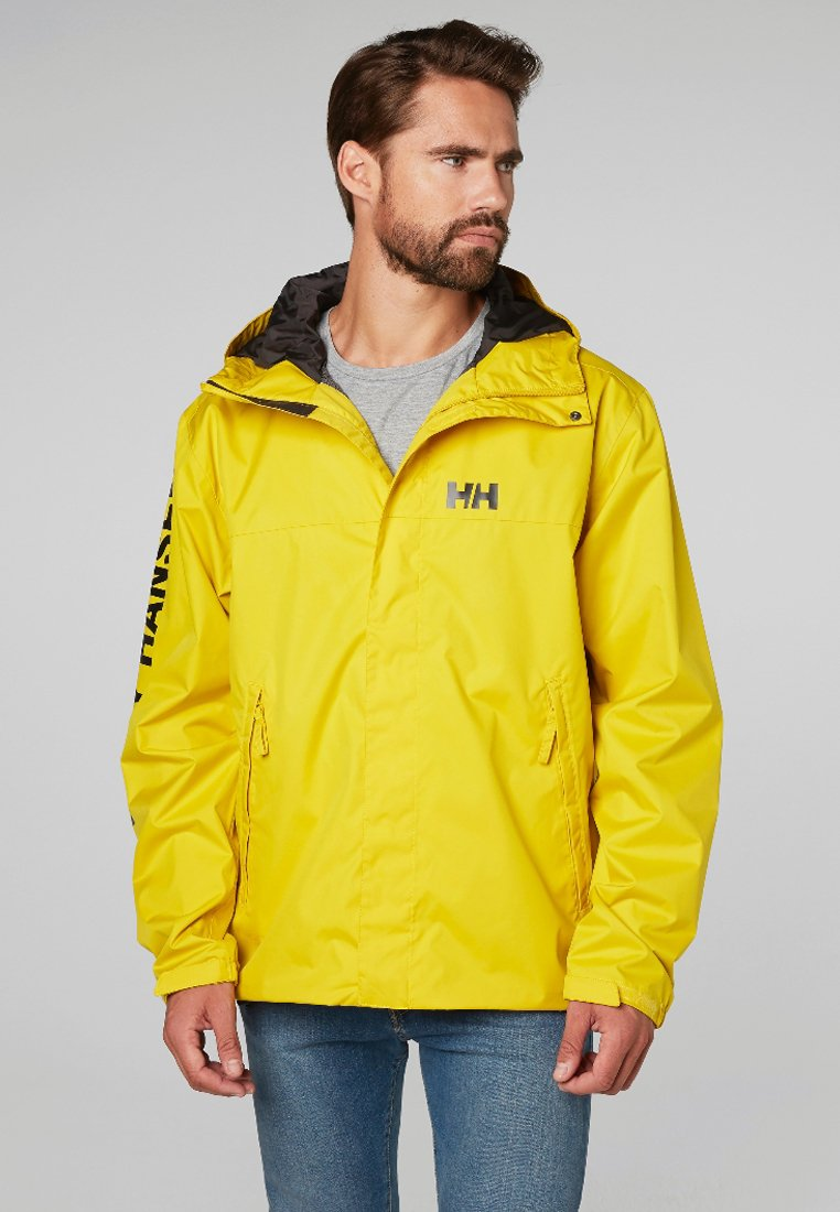Helly Hansen - ERVIK  - Waterproof jacket - yellow