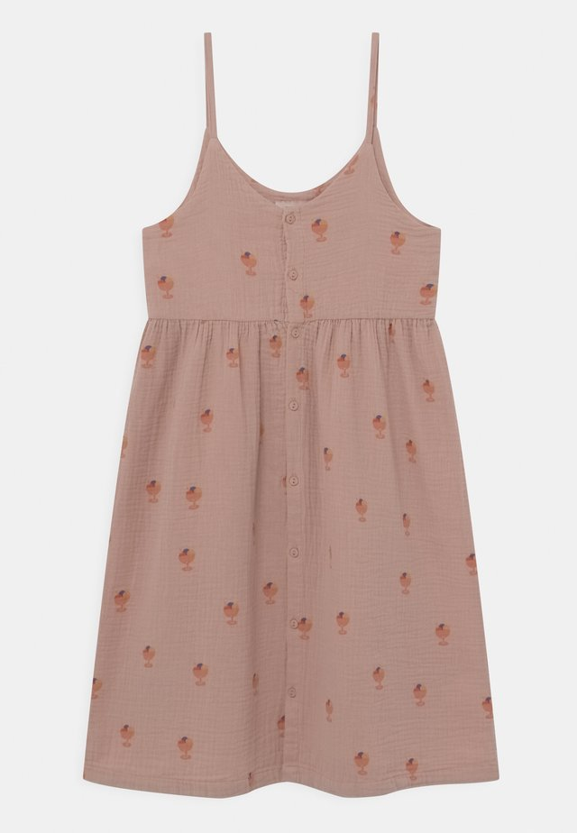 ICE CREAM CUP - Day dress - pink