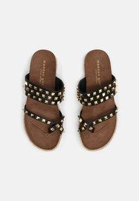Madden Girl - CASE - T-bar sandals - black - 4