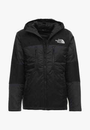 M HIMALAYAN LIGHT HOODIE - Light jacket - black