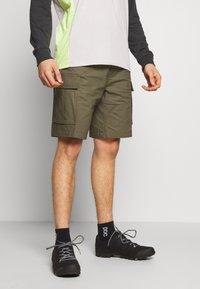 Fox Racing - SLAMBOZO SHORT - Sports shorts - olive green - 0