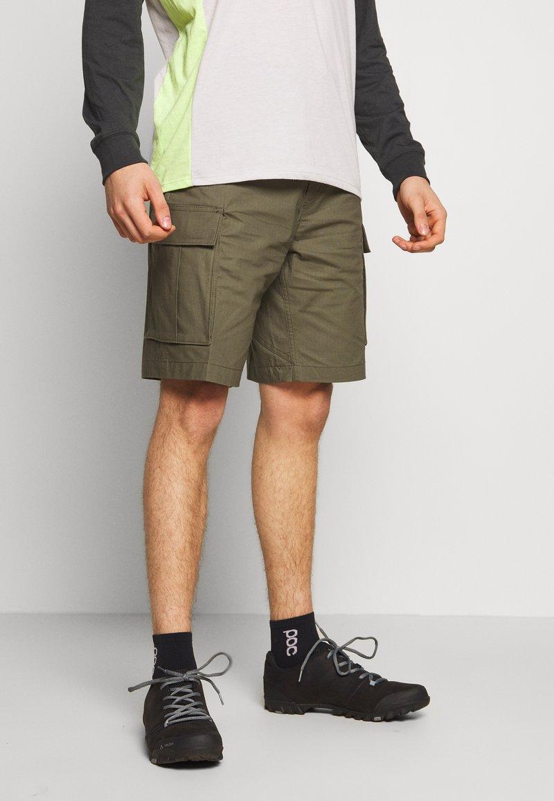 Fox Racing - SLAMBOZO SHORT - Sports shorts - olive green
