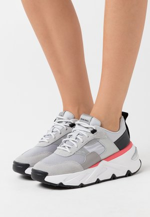 HERBY S-HERBY LOW - Sneakers basse - grey/pink