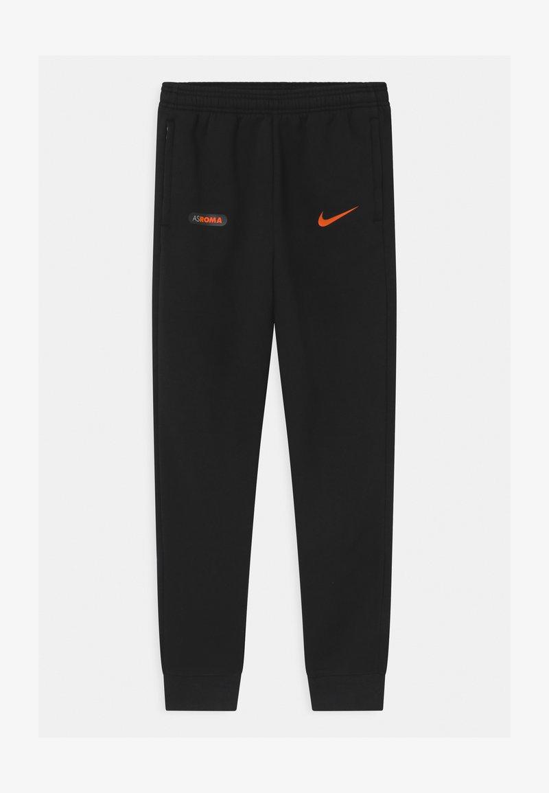 Nike Performance - AS ROM UNISEX - Club wear - black/safety orange