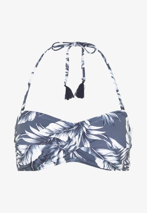 BYRON BEACH - Bikini top - ink