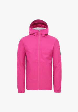 Waterproof jacket - festival pink
