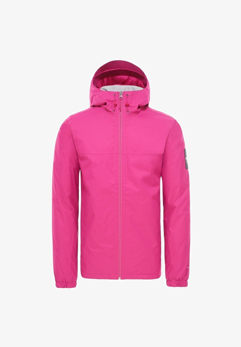 The North Face - Regnjacka - festival pink