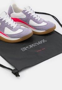 Sportmax - CUPIDO - Sneakers laag - bianco - 4