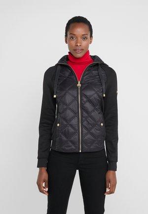 MATCH POINT - Lehká bunda - black