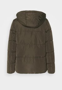 Dorothy Perkins Petite - HOODED PADDED  - Winter jacket - khaki - 7