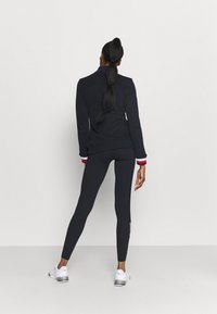 Tommy Hilfiger - GRAPHIC LEGGING - Legging - blue - 2