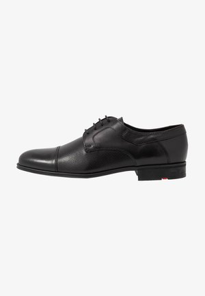 LEX - Smart lace-ups - schwarz