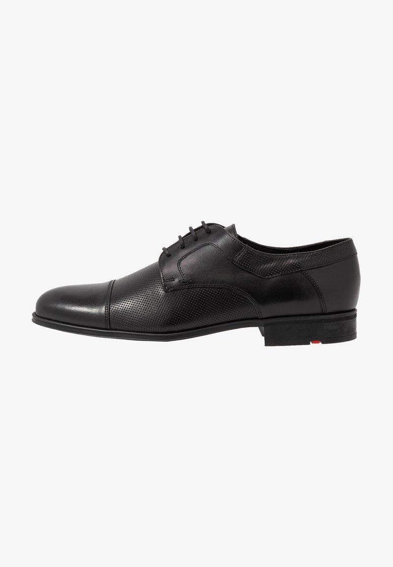 Lloyd - LEX - Elegantní šněrovací boty - schwarz