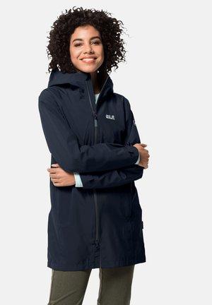 Waterproof jacket - night blue