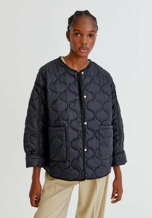 MIT TASCHEN - Down jacket - black